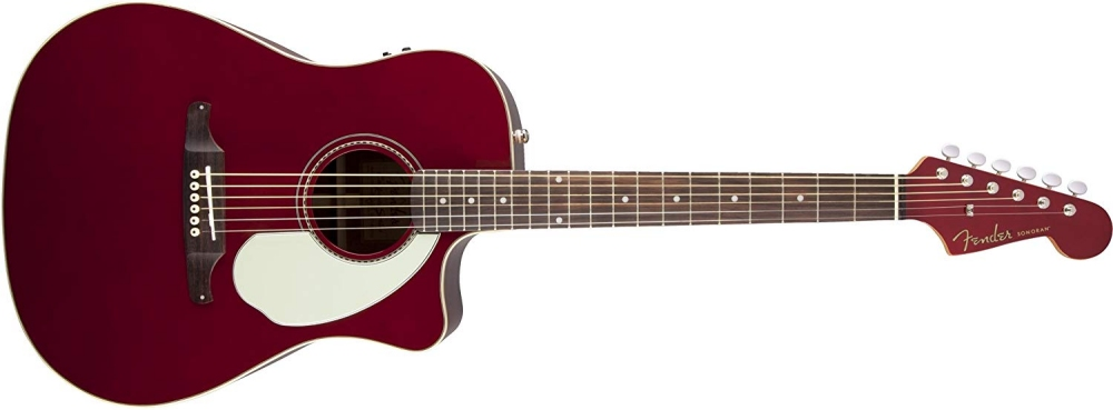 Fender Sonoran SCE CAR (Candy Apple Red)