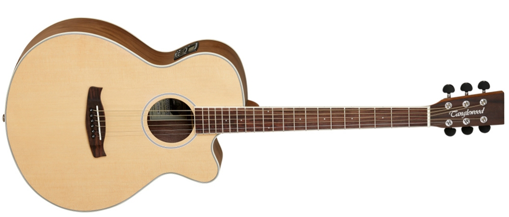 Tanglewood DBT SFCE BW Electro Acoustic Guitar