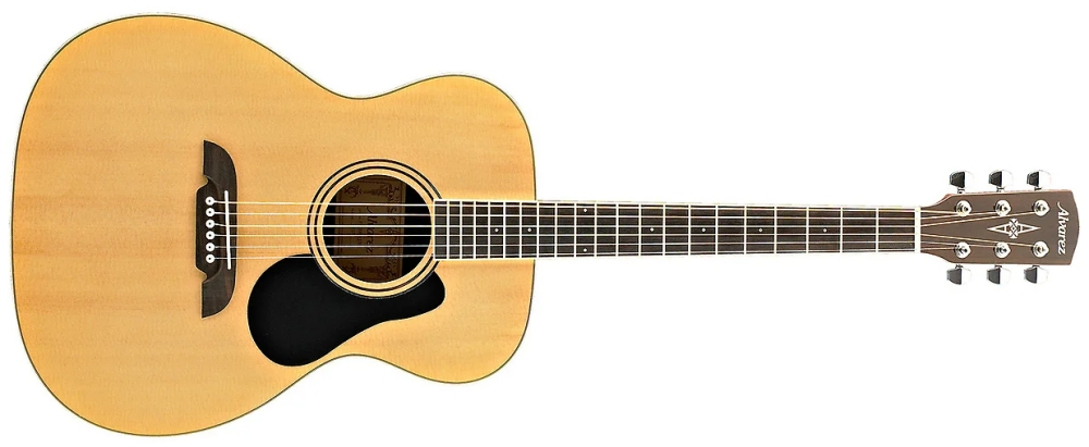 Alvarez RF27 OM Folk Acoustic Guitar
