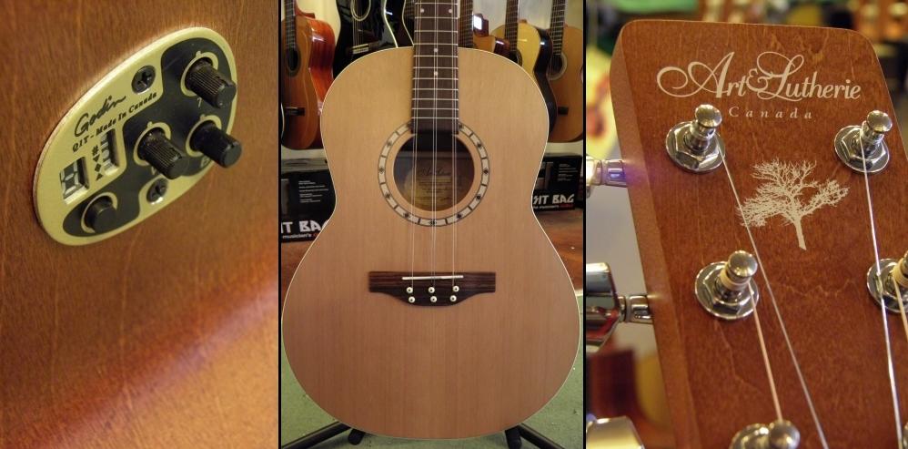 Art & Lutherie Tres Folk Q1 Electro Acoustic