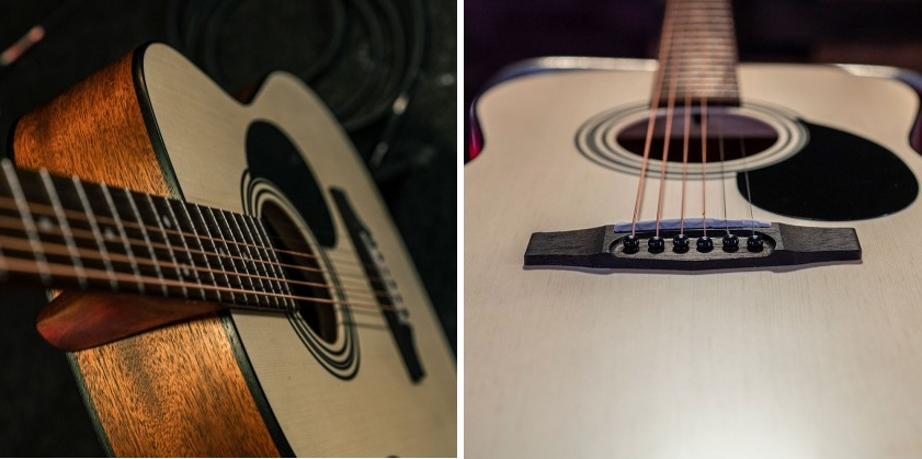 Cort AF510 (OP) Open Pore Concert Size Acoustic