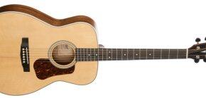 Cort L100C NS - Concert Acoustic in Natural Satin