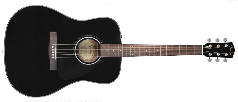 Fender CD-60 (BK)