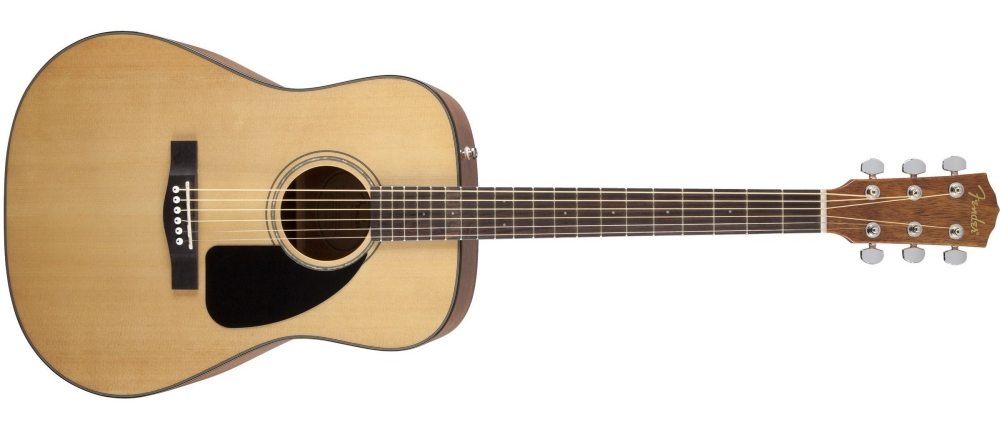 Fender CD-60 (N) Acoustic Guitar - Natural