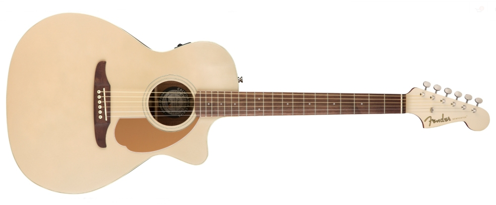 Fender Newporter Player (Champagne)