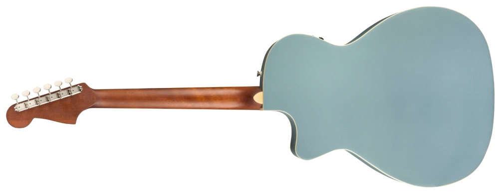 Fender Newporter Player - Ice Blue Satin