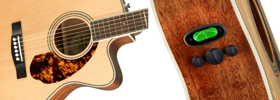 Fender Paramount PM-3 Limited Edition