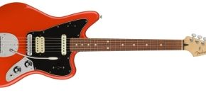 Fender Player Jaguar (Sonic Red)