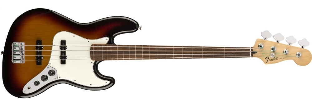 Fender Standard Jazz Fretless (Sunburst)