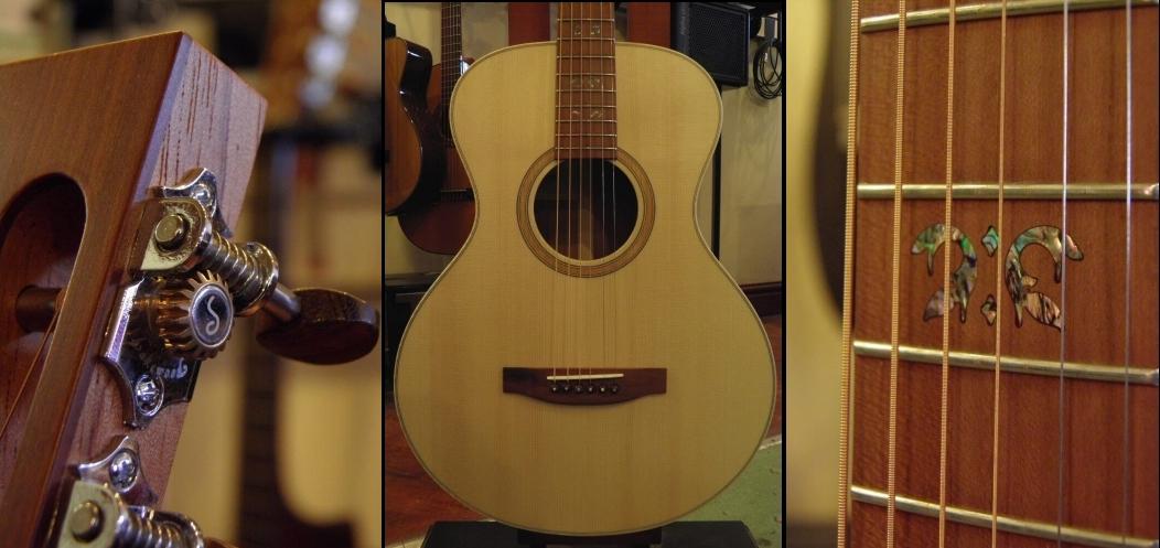 Lakewood A-38 Custom Acoustic
