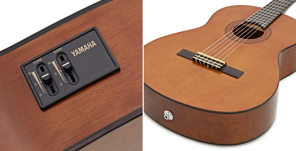 Yamaha CX40 (Electro Classical)