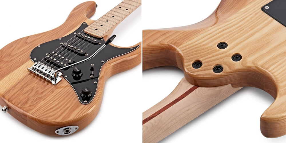 Cort G200DX Natural_Body