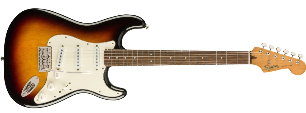 Squier Classic Vibe 60s Stratocaster SB/IR