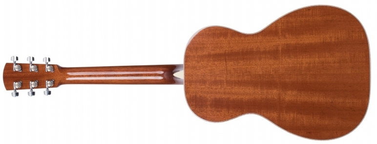 Larrivée P-05 Mahogany/Sitka Spruce High Gloss w/ Hard Case