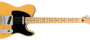 Fender Player Telecaster MN in Butterscotch Blonde