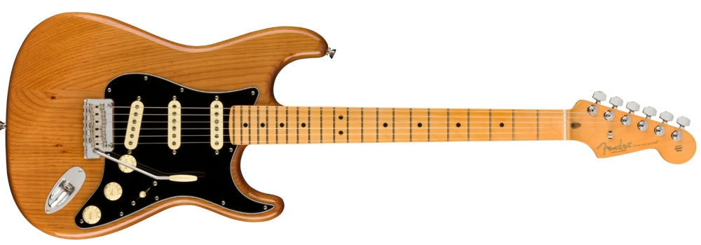 Fender American Professional II Stratocaster MN/Roasted Pine