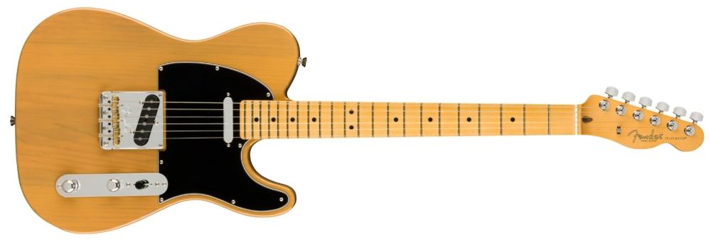 Fender American Professional II Telecaster M/N Butterscotch Blonde
