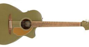 Fender Newporter (Olive Satin)