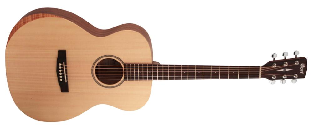 Cort Luce Bevel Cut OM Acoustic Guitar