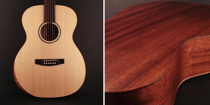 Cort Luce Bevel Cut OM Acoustic