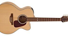 Takamine GJ72CE-12NAT 12 String Electro-Acoustic