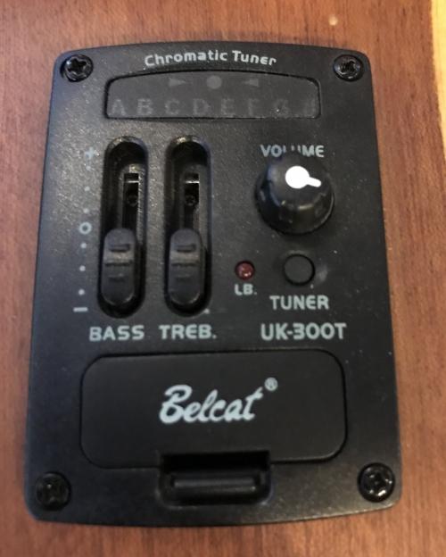 Lani LS-50EQ Soprano Ukulele (Electro)